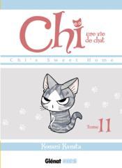 Chi ; une vie de chat T.11 - Couverture - Format classique