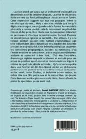 Lafimela - 4ème de couverture - Format classique