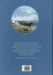 Entre terre et mer t.1 ; le grand banc - 4ème de couverture - Format classique