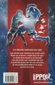 Ippo - Saison 4 ; La Loi Du Ring T.10 - 4ème de couverture - Format classique