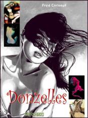 Donzelles - Couverture - Format classique