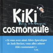 Kiki cosmonaute - Couverture - Format classique