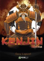 Kenjin - heritage - Couverture - Format classique