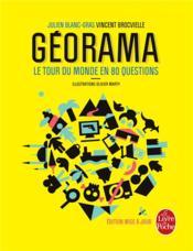Georama - Couverture - Format classique