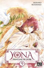 Yona, princesse de l'aube T.9 - Couverture - Format classique