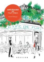 Abécédaire du Tout-Paris - Couverture - Format classique