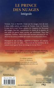 Le prince des nuages ; intégrale - 4ème de couverture - Format classique