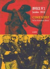 Cimendef et les hommes libres - Couverture - Format classique