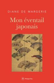 Mon éventail japonais - Couverture - Format classique
