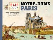 Le flip-book de Notre-Dame de Paris - Couverture - Format classique
