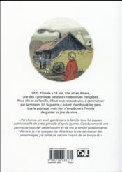 Finnele T.2 ; dommages de guerre - 4ème de couverture - Format classique