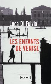 Les enfants de Venise - Couverture - Format classique