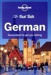 FAST TALK ; German (3e édition) - Couverture - Format classique
