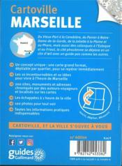 Marseille (édition 2019) - 4ème de couverture - Format classique