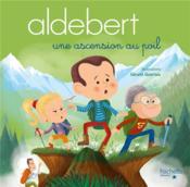 Aldebert raconte ; une ascension au poil - Couverture - Format classique