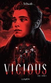 Vicious - Couverture - Format classique