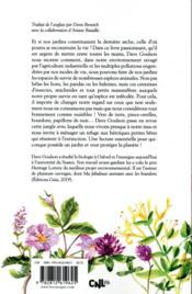 Le jardin jungle ; arche de biodiversité - 4ème de couverture - Format classique