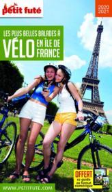 Balades à vélo île-de-france (édition 2020) - Couverture - Format classique