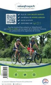 Balades à vélo île-de-france (édition 2020) - 4ème de couverture - Format classique