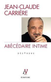 Dictionnaire intime ; désordre - Couverture - Format classique