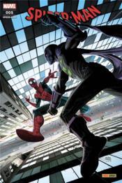 Spider-Man N.5 - Couverture - Format classique