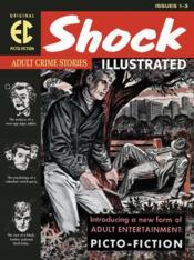 The ec archives : shock illustrated /anglais - Couverture - Format classique
