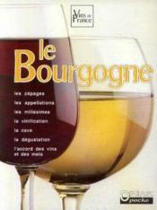 Le bourgogne - Couverture - Format classique