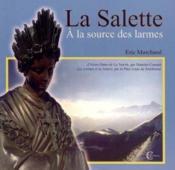 Salette - A La Source Des Larmes - Couverture - Format classique