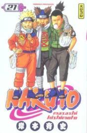Naruto t.21 - Couverture - Format classique