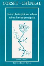 Corset-Cheneau - Couverture - Format classique