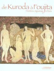 De Kuroda à Foujita ; peintres Japonais à Paris - Intérieur - Format classique