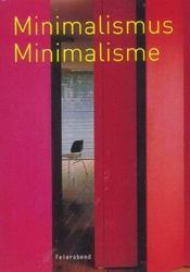 Minimalisme - Intérieur - Format classique