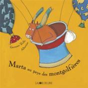 Marta au pays des montgolfières - Couverture - Format classique