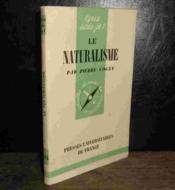 Le Naturalisme - Couverture - Format classique