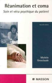 Réanimation et coma (2e édition) - Couverture - Format classique
