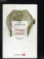 Oméga mineur - Couverture - Format classique