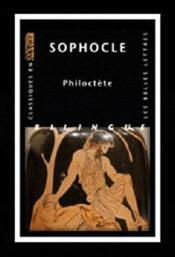 Philoctète - Couverture - Format classique