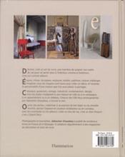 L'esprit déco - 4ème de couverture - Format classique
