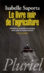telecharger Le livre noir de l'agriculture livre PDF en ligne gratuit