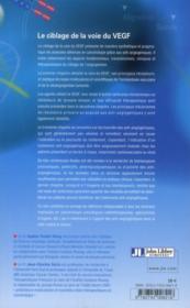 Le ciblage de la voie du VEGF - 4ème de couverture - Format classique