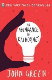 An Abundance of Katherines - Couverture - Format classique