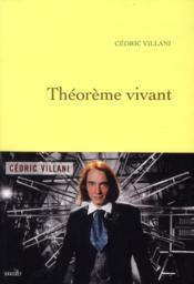 Théorème vivant - Couverture - Format classique