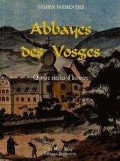 telecharger Abbaye Des Vosges livre PDF en ligne gratuit