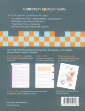 Histoire terminale l/es/s - 4ème de couverture - Format classique