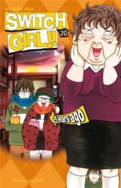 Switch girl t.20 - Couverture - Format classique