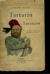 Tartarin De Tarascon. - Couverture - Format classique