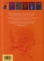 Chevalier Ardent ; intégrale t.1 - 4ème de couverture - Format classique