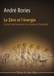 Le zéro et l'énergie - Couverture - Format classique