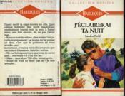 J'Eclairerai Ta Nuit - Love At First Sight - Couverture - Format classique
