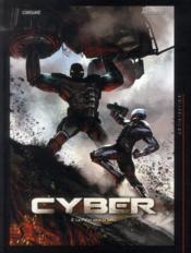 Cyber t.2 ; le métal sous la peau - Couverture - Format classique